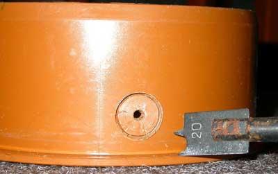 Канализационно-Канистровый фильтр для аквариума своими руками